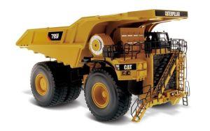 Modeli tovornjakov, bagrov, traktorjev